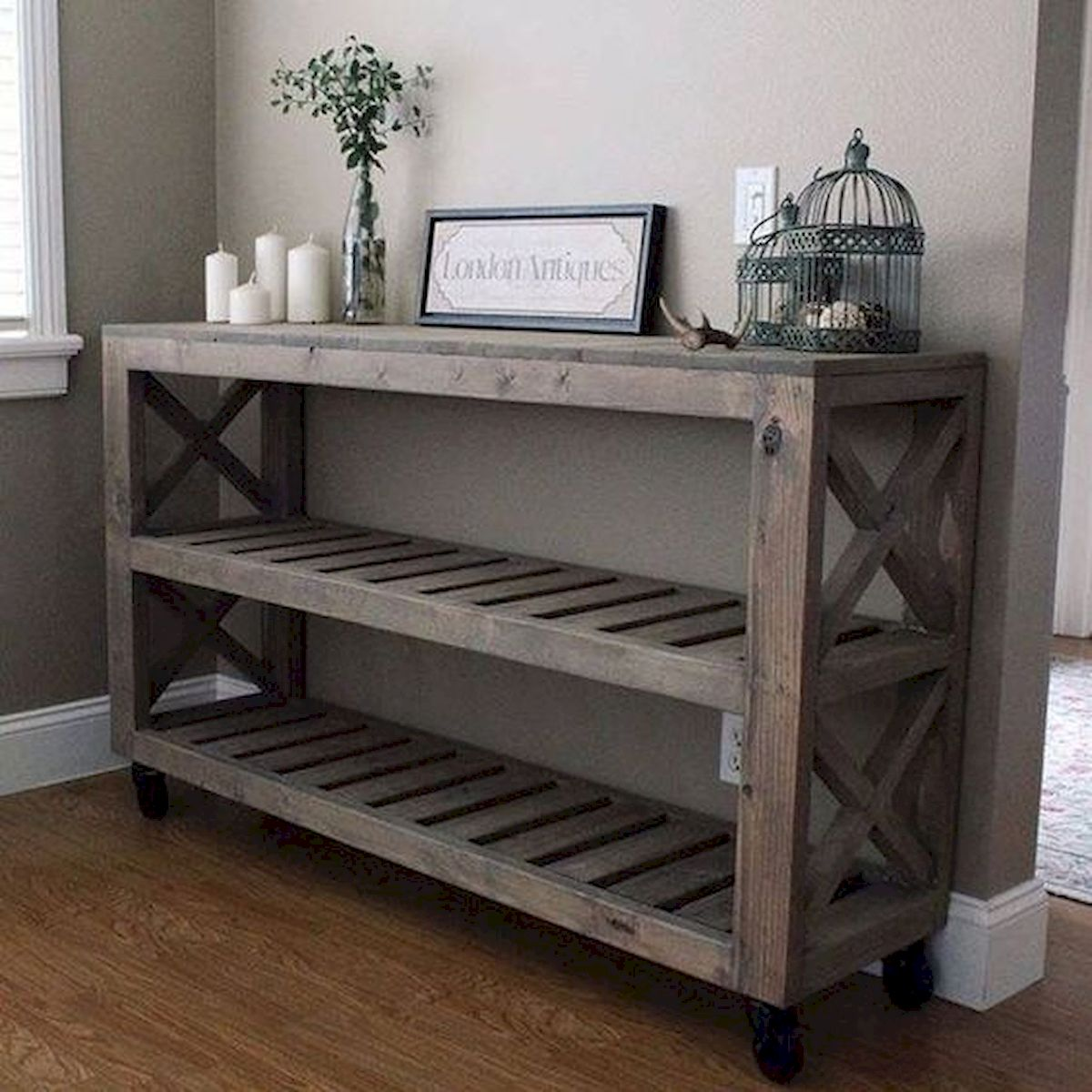 45 Awesome Furniture Ideas for Small House With Wood Project Ideas (14)