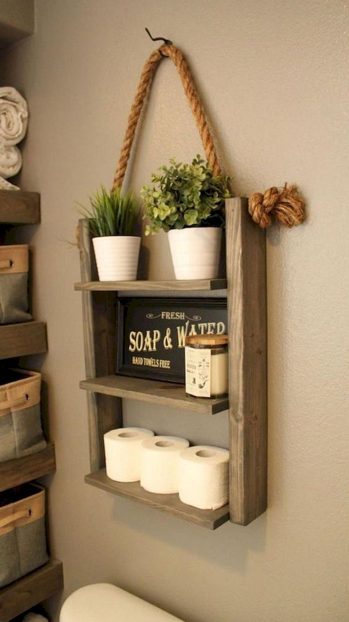 30 Awesome Fall Bathroom Decorating Ideas (12)