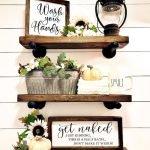 30 Awesome Fall Bathroom Decorating Ideas (19)