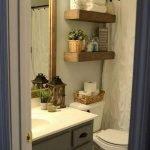 30 Awesome Fall Bathroom Decorating Ideas (20)