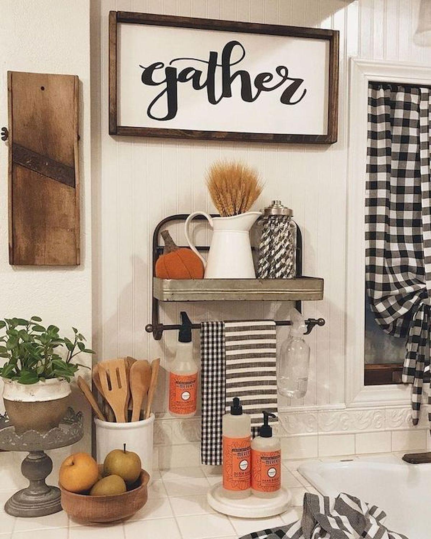 30 Awesome Fall Bathroom Decorating Ideas (25)