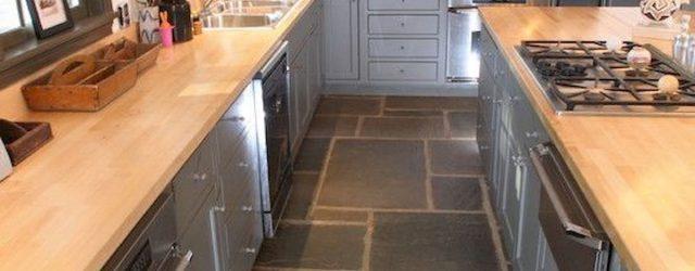 40 Best Tile Flooring Designs Ideas For Modern Kitchen (1)