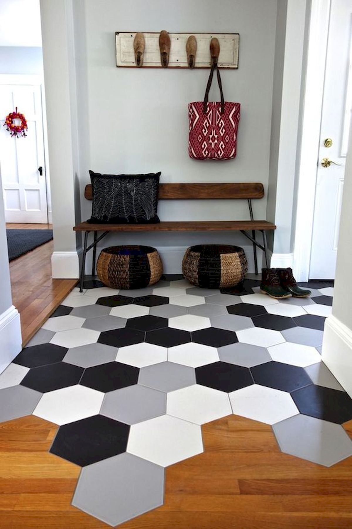 40 Best Tile Flooring Designs Ideas For Modern Kitchen (14)