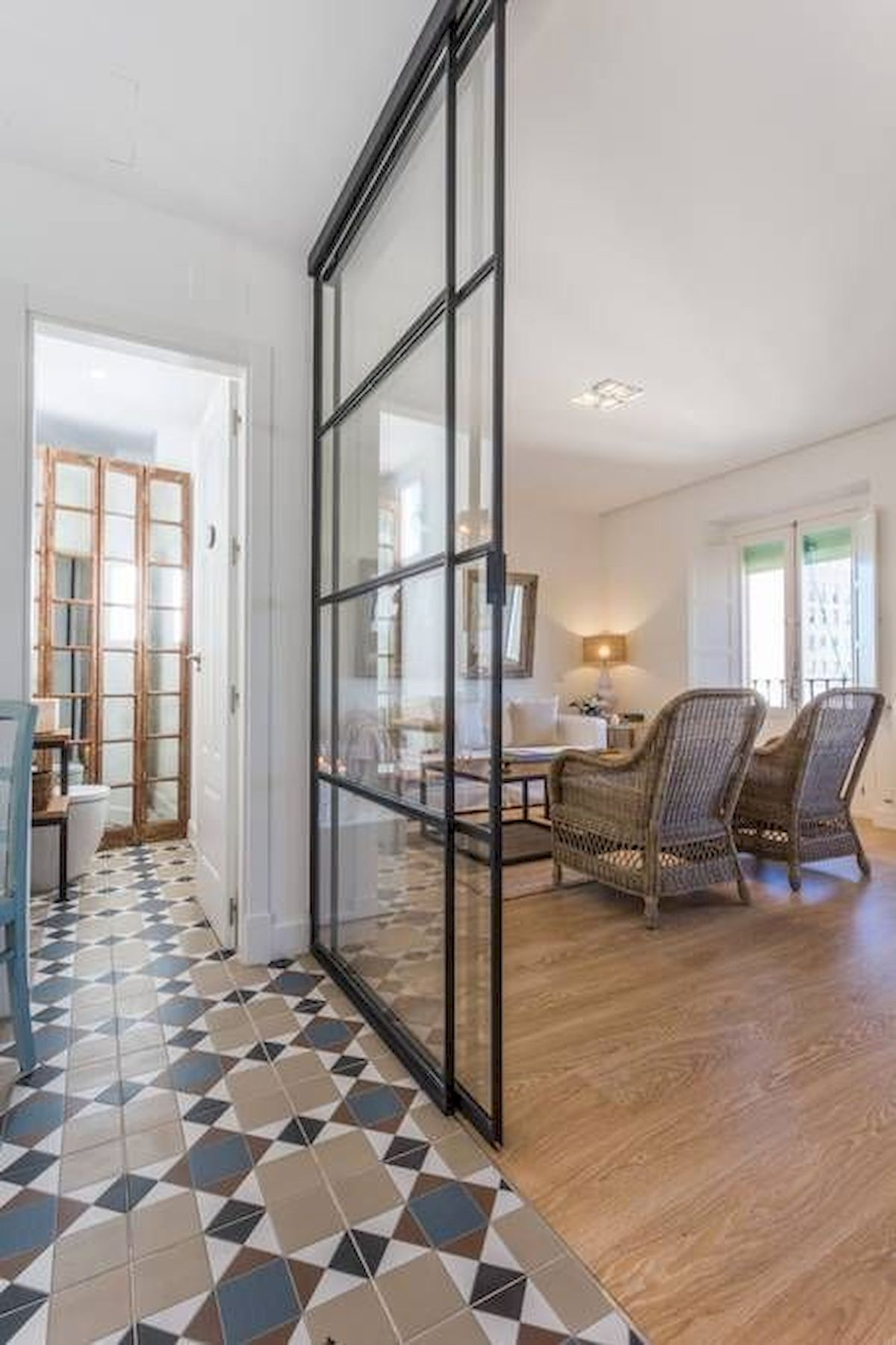 40 Best Tile Flooring Designs Ideas For Modern Kitchen (15)