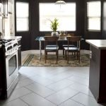 40 Best Tile Flooring Designs Ideas For Modern Kitchen (22)