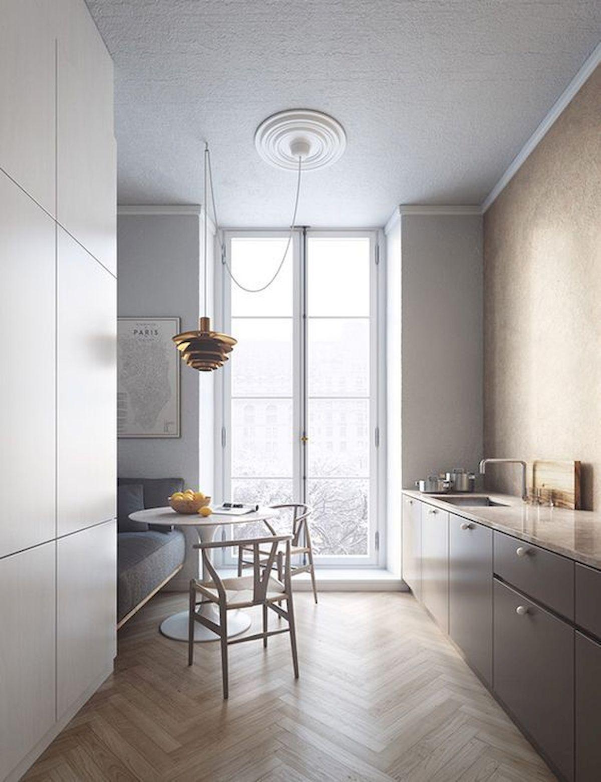 40 Best Tile Flooring Designs Ideas For Modern Kitchen (26)
