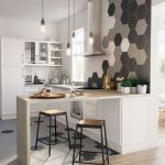 40 Best Tile Flooring Designs Ideas For Modern Kitchen (27)