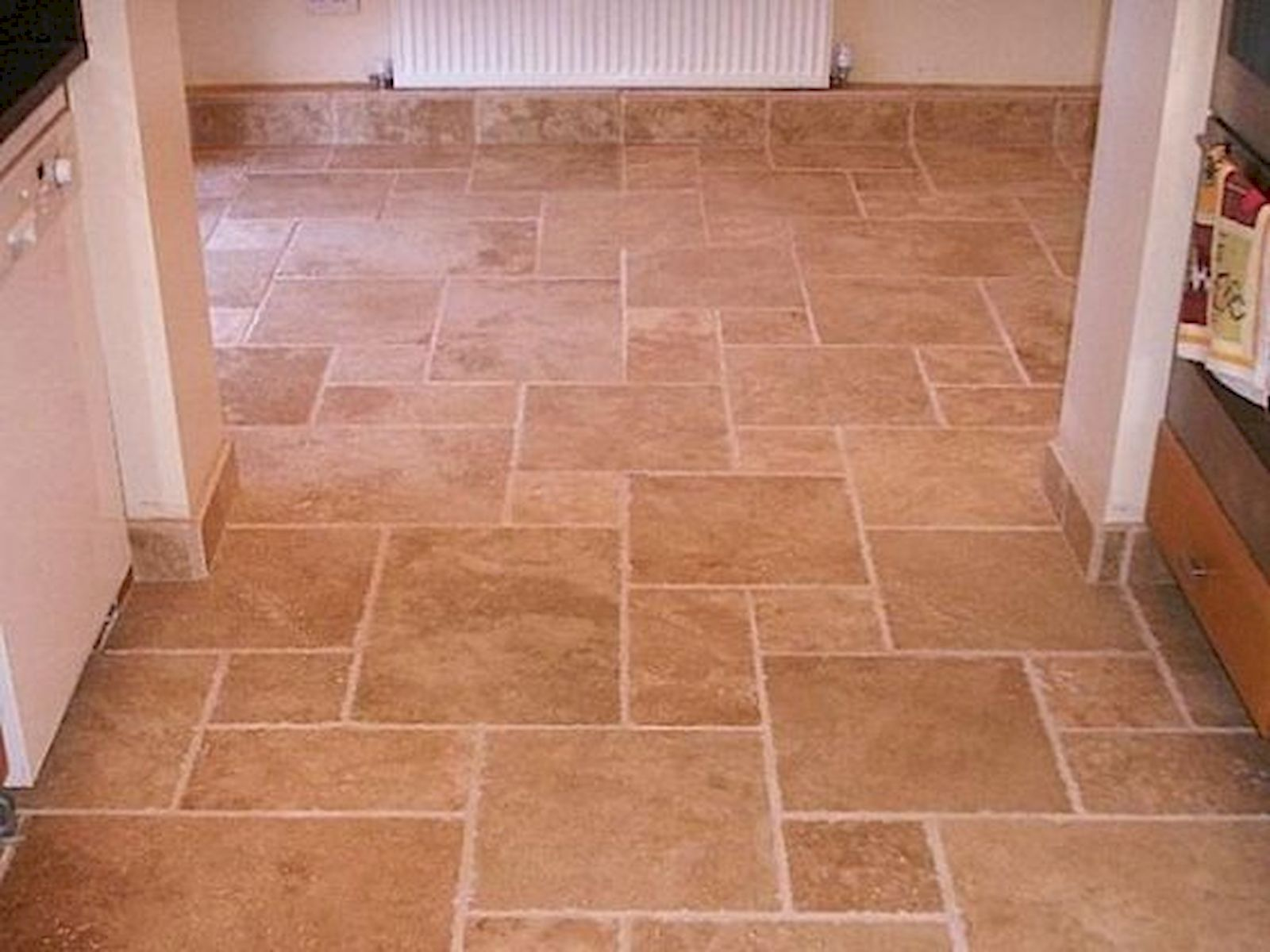 40 Best Tile Flooring Designs Ideas For Modern Kitchen (29)