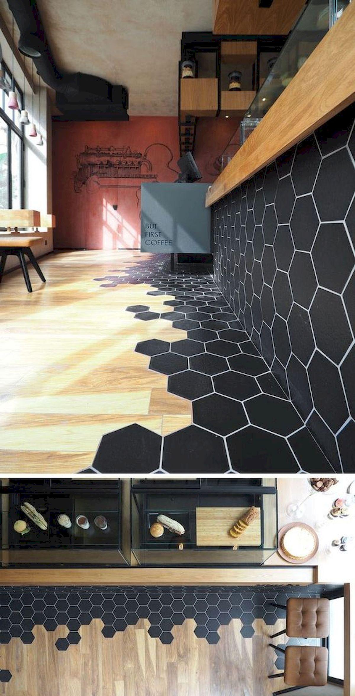 40 Best Tile Flooring Designs Ideas For Modern Kitchen (33)