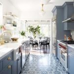 40 Best Tile Flooring Designs Ideas For Modern Kitchen (38)