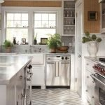 40 Best Tile Flooring Designs Ideas For Modern Kitchen (4)
