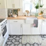 40 Best Tile Flooring Designs Ideas For Modern Kitchen (40)