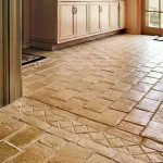 40 Best Tile Flooring Designs Ideas For Modern Kitchen (7)