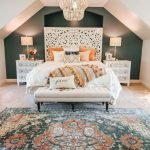 20 Best Boho Farmhouse Bedroom Decor Ideas (12)
