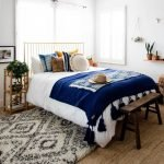 20 Best Boho Farmhouse Bedroom Decor Ideas (18)