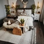 20 Best Boho Farmhouse Bedroom Decor Ideas (6)