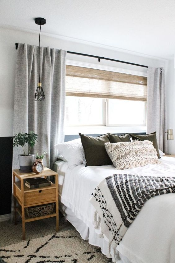 20 Best Boho Farmhouse Bedroom Decor Ideas (7)