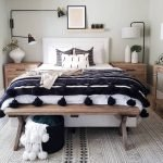 20 Best Boho Farmhouse Bedroom Decor Ideas (9)
