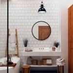 20 Best Farmhouse Bathroom Vanity Decor Ideas (1)