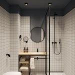 20 Best Farmhouse Bathroom Vanity Decor Ideas (18)