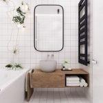 20 Best Farmhouse Bathroom Vanity Decor Ideas (2)