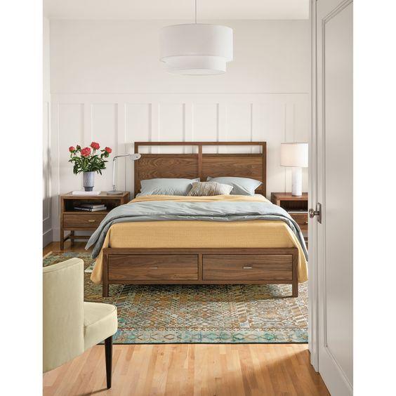 20 Best Farmhouse Bedroom Decor Ideas (12)