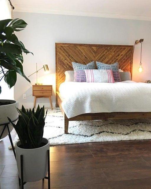 20 Best Farmhouse Bedroom Decor Ideas (13)