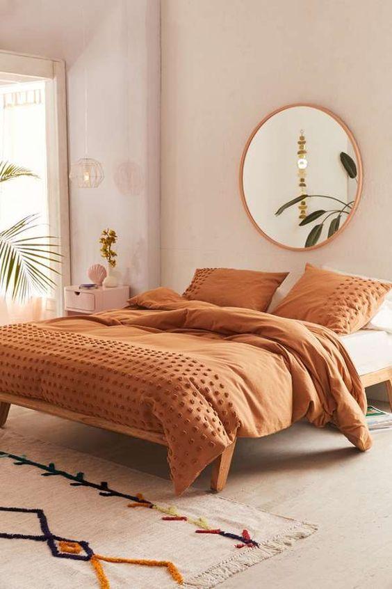 20 Best Farmhouse Bedroom Decor Ideas (15)