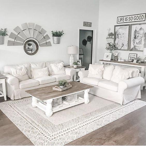 20 Best Farmhouse Coffee Table Decor Ideas House8055 Com
