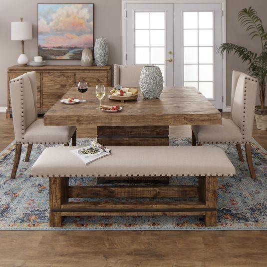 20 Best Farmhouse Dining Room Decor Ideas (13)