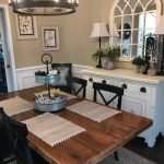 20 Best Farmhouse Dining Room Decor Ideas (4)