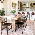 20 Best Farmhouse Dining Room Decor Ideas (5)