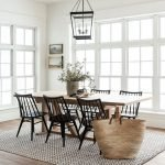 20 Best Farmhouse Dining Room Decor Ideas (6)