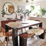 20 Best Farmhouse Dining Room Decor Ideas (8)