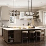 20 Best Farmhouse Dining Room Lighting Decor Ideas (16)