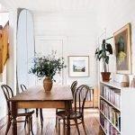 20 Best Farmhouse Dining Room Table Decor Ideas (19)