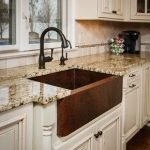 20 Best Farmhouse Kitchen Backsplash Decor Ideas (18)
