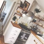 20 Best Farmhouse Kitchen Backsplash Decor Ideas (4)