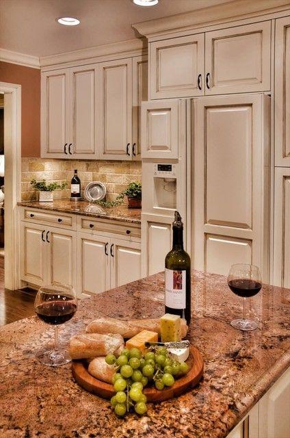20 Best Farmhouse Kitchen Backsplash Decor Ideas (5)