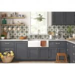 20 Best Farmhouse Kitchen Sink Decor Ideas (17)