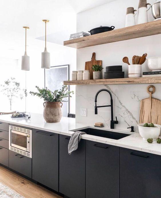 20 Best Farmhouse Kitchen Wall Decor Decor Ideas (10)