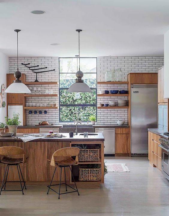 20 Best Farmhouse Kitchen Wall Decor Decor Ideas (20)