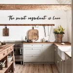 20 Best Farmhouse Kitchen Wall Decor Decor Ideas (3)