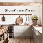 20 Best Farmhouse Kitchen Wall Decor Decor Ideas (3)