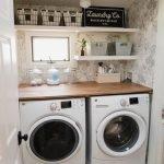 20 Best Farmhouse Laundry Room Decor Ideas (10)