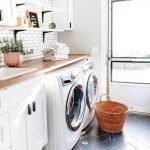 20 Best Farmhouse Laundry Room Decor Ideas (12)