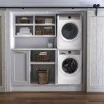 20 Best Farmhouse Laundry Room Decor Ideas (13)