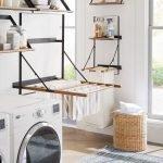 20 Best Farmhouse Laundry Room Decor Ideas (15)