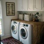 20 Best Farmhouse Laundry Room Decor Ideas (20)