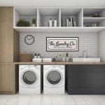 20 Best Farmhouse Laundry Room Decor Ideas (6)